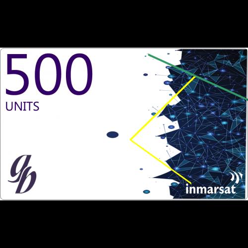 Inmarsat 500 Units Voucher