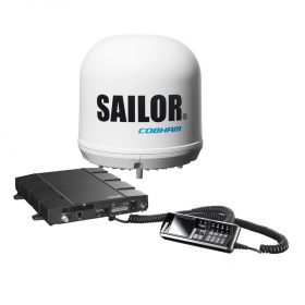 Satellite Communication at Sea